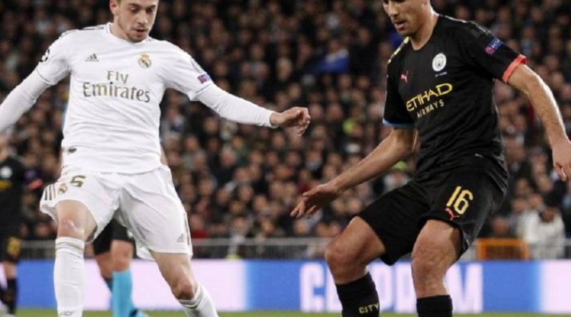 Rodri Urges Man City Win Over 13-Time UCL Champions Real Madrid