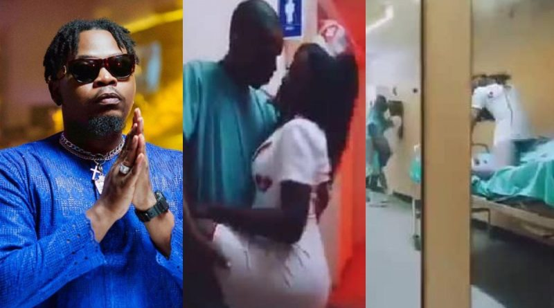 Nigerians Drag Olamide For Portraying Nurses As 'Sexual Objects' In New Music Video