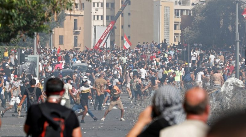 Clashes in Beirut as anger swells over port blast: Live updates | Lebanon News