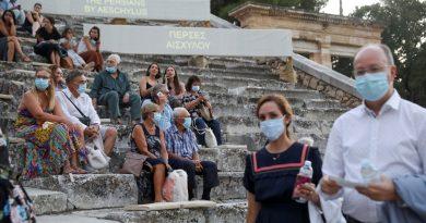 Greece sets coronavirus cases record; 10,000 dead in Chile: Live | News