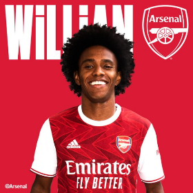 'If You Can't Beat Them, Join Them' - Arsenal's Nigerian Fans React To Signing Of Willian From Chelsea :: All Nigeria Soccer