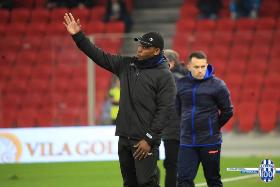 'We Expected The Win' - History-Making Coach Egbo Explains How KF Tirana Beat Dinamo Tbilisi:: All Nigeria Soccer