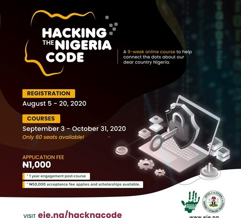 EiE Invites Citizens To Hack Nigeria's Operating System (OS) -