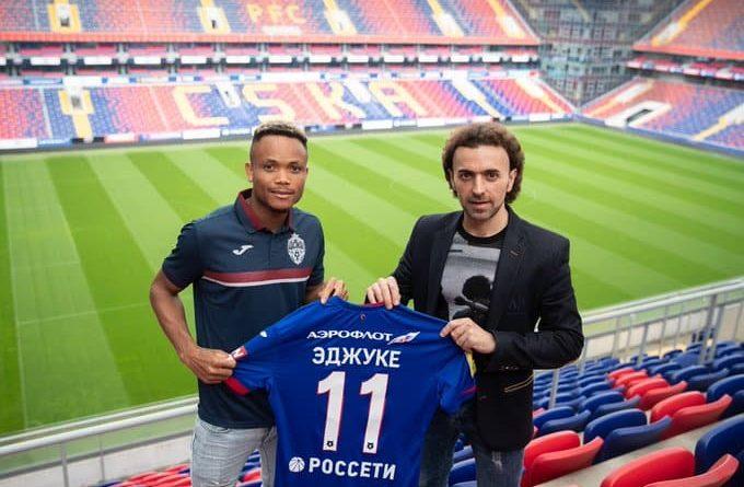 Ejuke To Russia, A Wise Career Move? :: Nigerian Football News