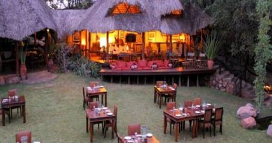 10 Luxury Stays in Kenya