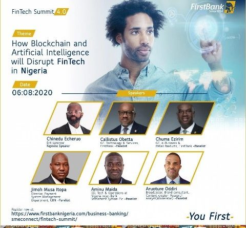 FirstBank Hosts Fintech Summit 4.0, Growth Reinvention In Banking