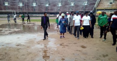 Sports Minister Tasks Implementation Committee On National Stadium