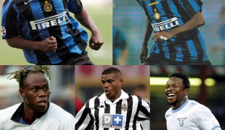 Top 5 Nigerian Footballers In The Italian Top-Flight's History