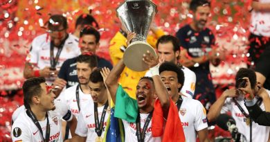Sevilla Edge Inter, Extend Record Europa League Title Wins