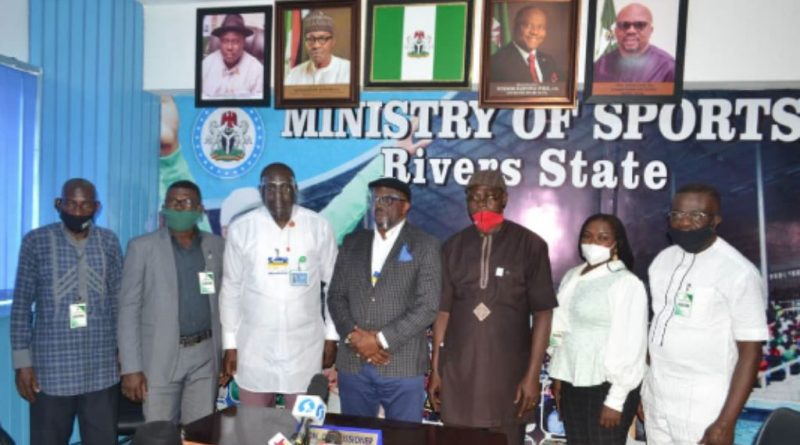 Rivers Govt. Rejects NFF Committee's Report On 2019/20 NPFL Final Table