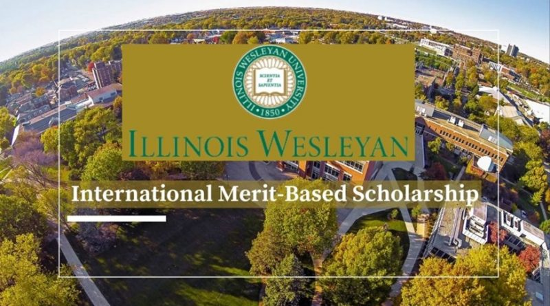 Illinois Wesleyan University International Students Scholarships 2021/2022
