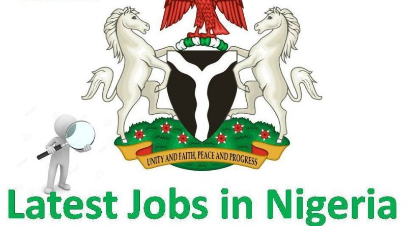 Latest Job Vacancies In Nigeria For Today, August 20, 2020