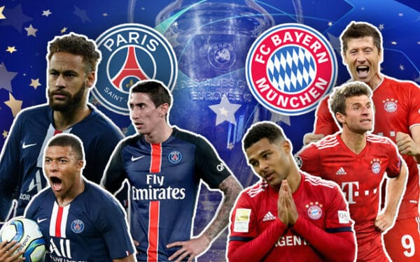 PSG Eye First-Ever Champions League Title As Bayern Munich Look To Clinch Second Treble