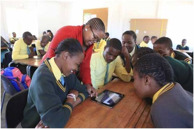 Young South Africans Are Shut Out From Work: They Need A Chance To Get Digital Skills