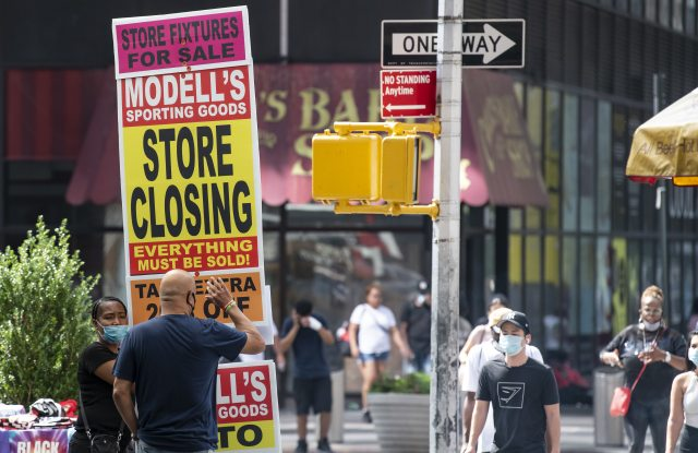 Vendor Business Strategies to Offset Impact of Retail Bankruptcies – WWD