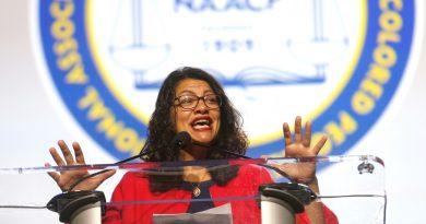 'Squad' member Rashida Tlaib on the ropes in Michigan primary   USA News