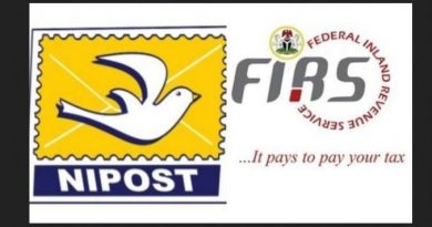 NIPOST And FIRS Fight Dirty On Twitter Over Stamps