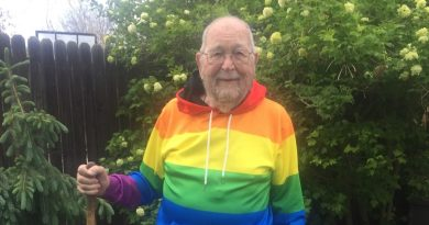 90-Year-Old Grandfather Comes Out As Gay During COVID-19 Pandemic After Decades Of Covering Up