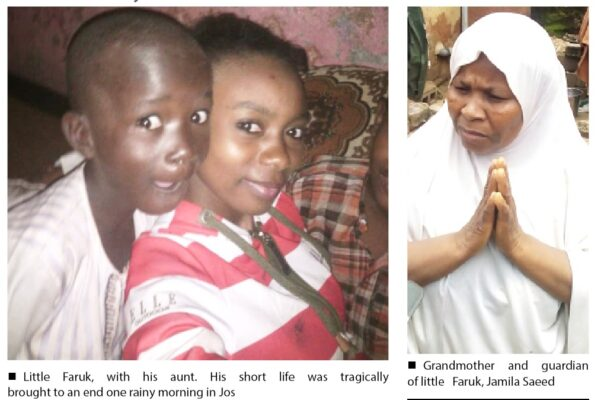 Shocking Story Of 8-Year-Old Boy Who Was Murdered And His Blood Drained After Being Sent On Errand (Photo)