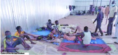 Inside Story Of Kano Slave Rice Factory Where 126 Workers Were Locked Up In Dehumanizing Conditions For 3 Months