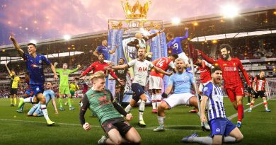 Premier League Fixtures For The 2020/21 Season Revealed (See Full List)