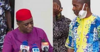 'Femi Fani-Kayode Sent His Aide To Threaten Me And Also Promised To Get Me Sacked'