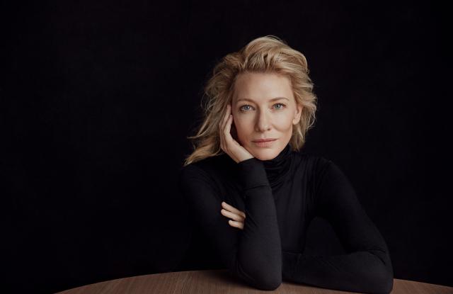 Ahead of the Venice Film Festival, Cate Blanchett Rethinks Red Carpet – WWD
