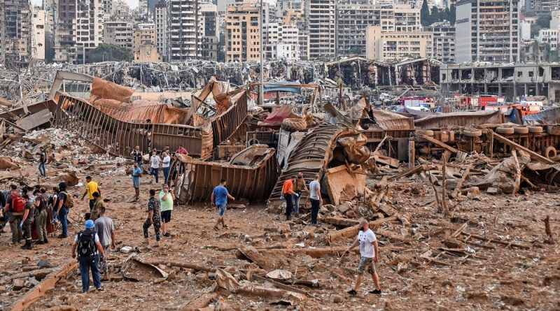Dozens killed, thousands wounded in Beirut explosion: Live | News