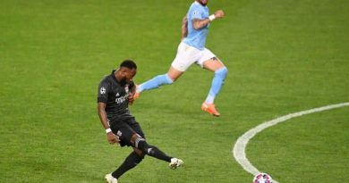 UCL: City's Wait For A Champions League Title Continues As Lyon Upset The Odds :: Nigerian Football News