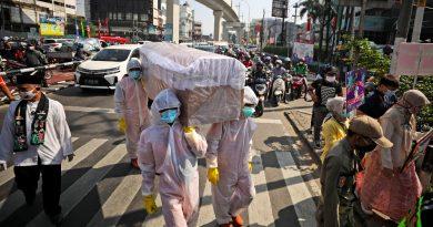 Ukraine, Indonesia report record rise in coronavirus cases: Live | News