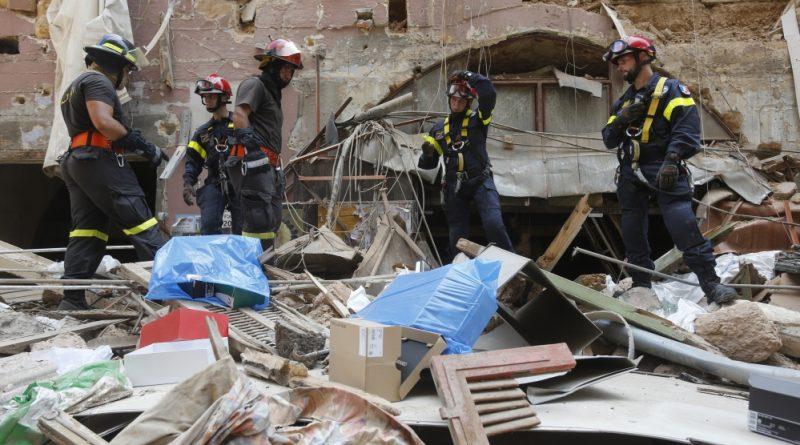 Protests as Lebanon arrests 16 over Beirut blast: Live updates | Lebanon News