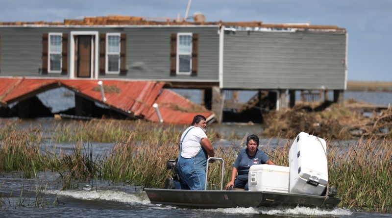 Hurricane Laura survivors face long uncertain recovery | News