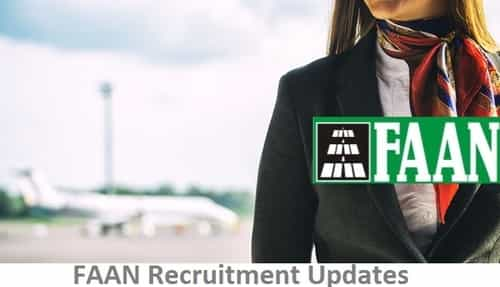 FAAN Recruitment 2020 News Registration at www.faan.gov.ng Portal