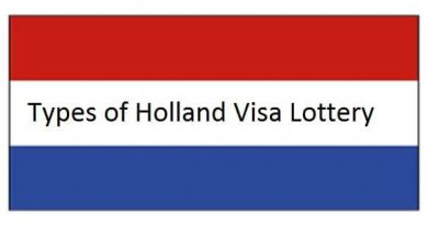 Holland Visa 2020 Updates, Types, Requirements, Form, Terms etc. » Voice of Nigeria