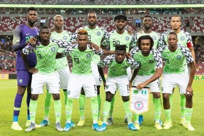 Super Eagles Will Be In 'Killer Mood' - NFF Boss, Pinnick :: Nigerian Football News