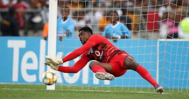 Amakhosi Hero Insists It's Wrong To Blame Akpeyi For Kaizer Chiefs Woes :: Nigerian Football News
