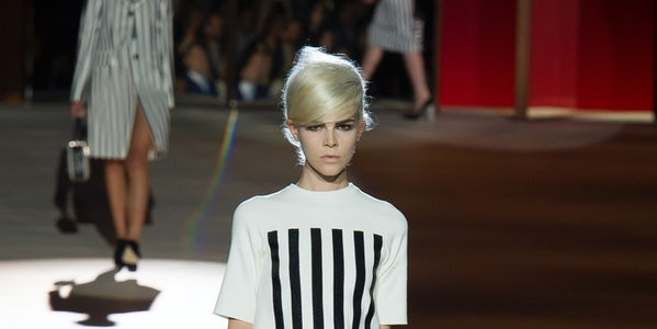 Tim Blanks' Top Fashion Shows of All-Time: Marc Jacobs Spring/Summer 2013 | Fashion Show Review, Tim's Take, Tim Blanks' Top Fashion Shows of All-Time