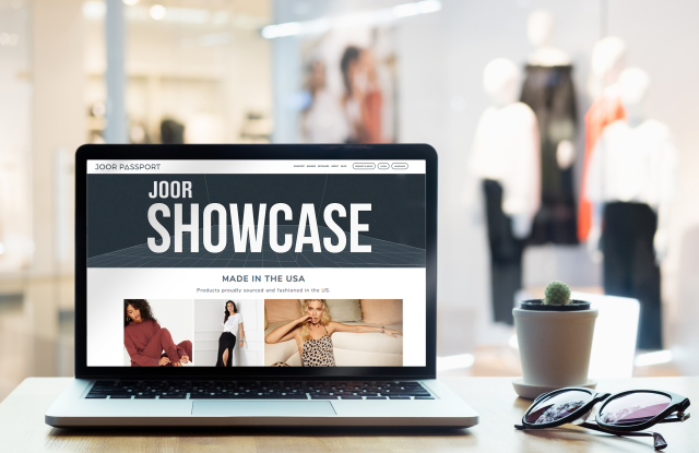 Joor's Power Play in the Digital Trade Show Space – WWD