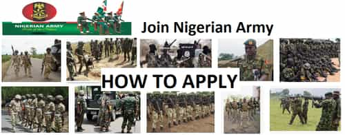 Nigerian Army Recruitment 2020 (SSC / DSSC) Out Apply at recruitment.army.mil.ng