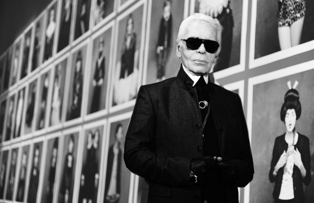 New Karl Lagerfeld Biography Creates a Stir in Germany – WWD