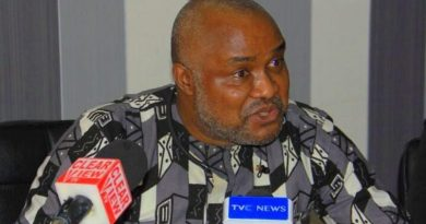 Rights group raises alarm over Imo North Senatorial candidate, Ibezim Frank's missing certificate