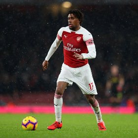 Alex Iwobi Details How Former Arsenal Coach Wenger Decided On His Best Position :: All Nigeria Soccer