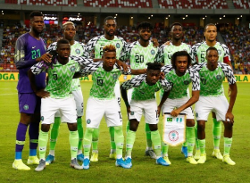 What Could Super Eagles Starting Lineup Look Like Against Algeria?:: All Nigeria Soccer