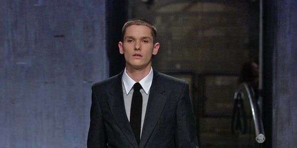 Tim Blanks' Top Fashion Shows of All-Time: Raf Simons Spring/Summer 2005, July 3, 2004 | Fashion Show Review, Tim's Take, Tim Blanks' Top Fashion Shows of All-Time