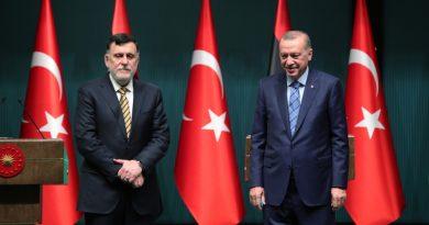 Turkey to continue supporting Libya's GNA even if al-Sarraj quits   Turkey News