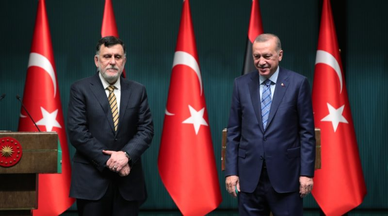 Turkey to continue supporting Libya's GNA even if al-Sarraj quits | Turkey News