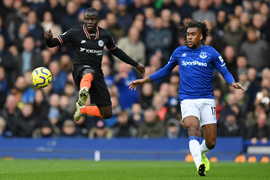 'Iwobi Had Better Leave Everton' - Nigerian Fans React To Winger's Absence Vs Tottenham:: All Nigeria Soccer
