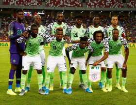 Nigeria Squad Announcement : Rohr Names Seven Uncapped Players; Iwobi, Ndidi, Iheanacho, Aina All In:: All Nigeria Soccer