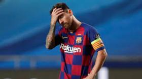 Will Messi Really Leave Barcelona?:: All Nigeria Soccer