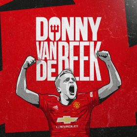 'Get Us Sancho' - Manchester United's Nigerian Fans React To Signing Of Donny van de Beek:: All Nigeria Soccer